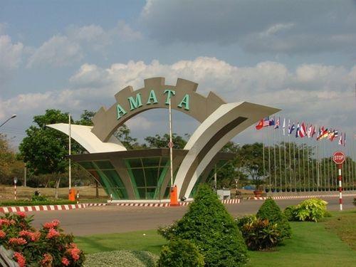 Tập đoàn Amata Thái Lan đầu tư 110 triệu USD vào Việt Nam - Ảnh 1