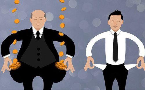Sốc: 42 người giàu nhất thế giới có tài sản bằng 3,7 tỷ người nghèo - Ảnh 1