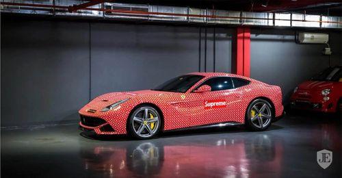 Thiếu niên 15 tuổi rao bán siêu xe Ferrari F12 Berlinetta  - Ảnh 1