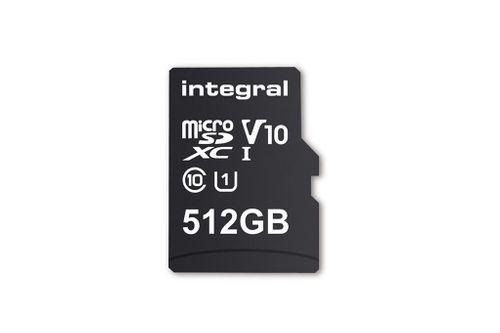 Xuất hiện thẻ nhớ microSD 512GB đầu tiên trên thế giới - Ảnh 1