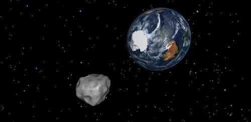 NASA cảnh báo: Tiểu hành tinh to bằng tòa nhà chọc trời đang tiến gần Trái Đất - Ảnh 1