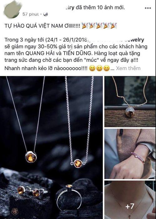 """Nhà hàng, dịch vụ đua nhau giảm giá """"ăn theo"""" chiến thắng U23 Việt Nam - Ảnh 3"""