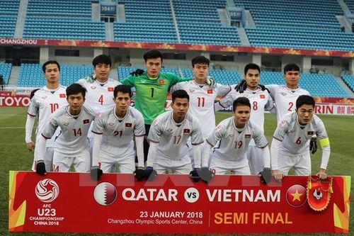 """Vừa giành 1 vé vào chung kết, U23 Việt Nam nhận """"cơn mưa"""" thưởng nóng  - Ảnh 1"""