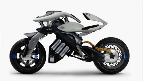 Mẫu mô tô không người lái của Yamaha có gì nổi bật? - Ảnh 1