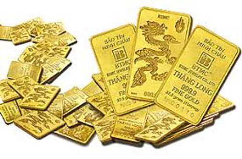 Giá vàng hôm nay 27/1: Vàng SJC ngày cuối tuần giảm 30 nghìn đồng/lượng - Ảnh 1