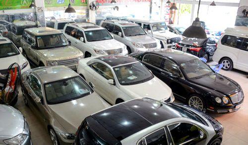 Ô tô cũ bất ngờ tăng giá dịp Tết Nguyên đán 2018 - Ảnh 1