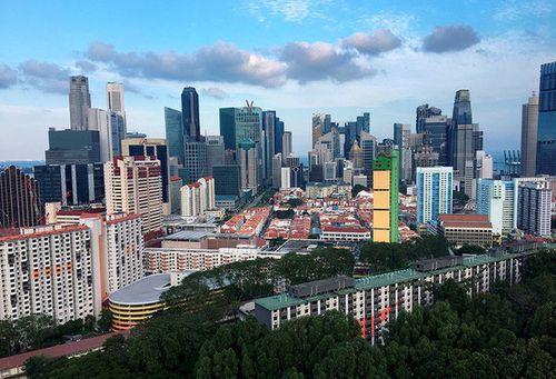 Vượt Trung Quốc, Singapore trở thành nhà đầu tư bất động sản châu Á lớn nhất tại Mỹ - Ảnh 1