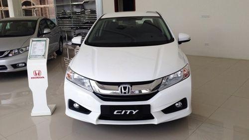 Đầu năm 2018 Honda City tiếp tục giảm giá  - Ảnh 1