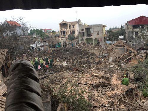 Khởi tố, bắt tạm giam chủ vựa phế liệu gây nổ ở Bắc Ninh - Ảnh 1