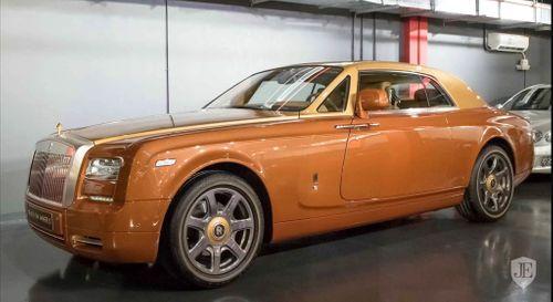 Rolls-Royce độc nhất vô nhị rao bán giá 12,5 tỷ đồng - Ảnh 1