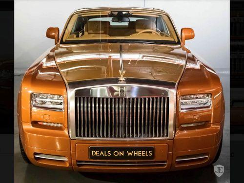 Rolls-Royce độc nhất vô nhị rao bán giá 12,5 tỷ đồng - Ảnh 2