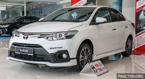 Toyota Vios 2018 chốt giá 435 triệu đồng - Ảnh 1
