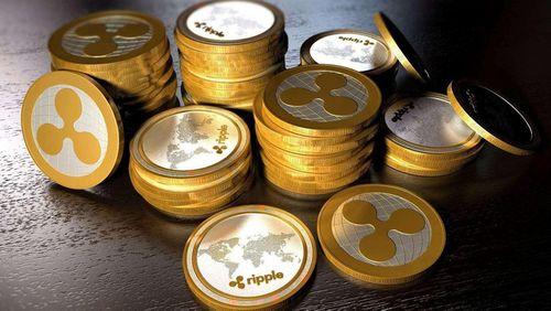 """Ripple: Đồng tiền ảo đang gây sốt, """"lấn át"""" Bitcoint - Ảnh 1"""