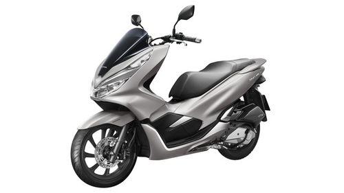 """""""Soi"""" bản nâng cấp Honda PCX 2018 mới về Việt Nam, thêm động cơ 150cc - Ảnh 1"""