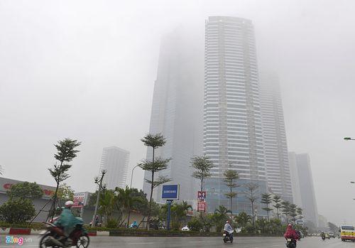 Tuần tới, không khí lạnh tăng cường xoá tan sương mù ở miền Bắc - Ảnh 1