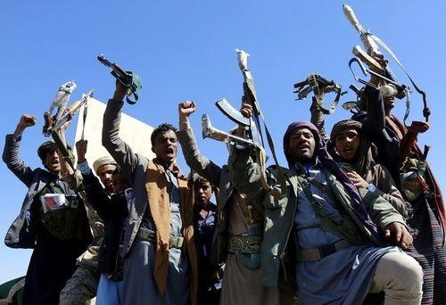 Phiến quân Houthi bắn hạ máy bay tiêm kích của liên quân Saudi Arabia - Ảnh 1