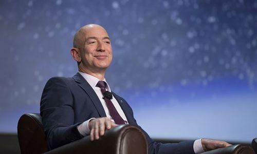 """Ông chủ Amazon """"bỏ túi"""" hơn 6 tỷ USD từ đầu năm 2018 - Ảnh 1"""
