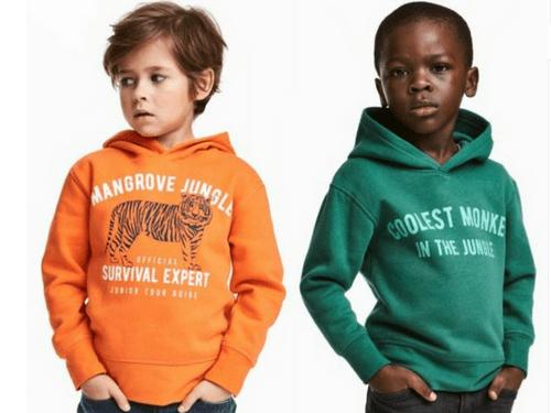 H&M xin lỗi vì hình ảnh quảng cáo mang thông điệp phản cảm - Ảnh 2