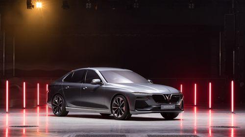 Công bố tên 2 mẫu xe của VinFast: LUX A2.0 và LUX SA2.0 - Ảnh 1