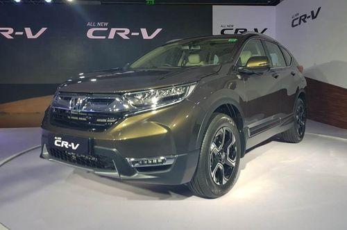 Ra mắt Honda CR-V thế hệ mới giá chỉ từ 884 triệu đồng  - Ảnh 1