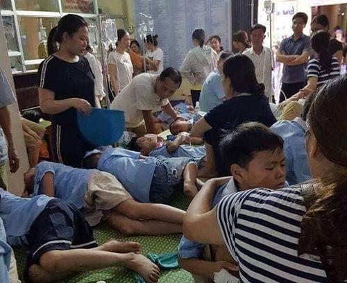 Thông tin mới nhất về 280 học sinh ngộ độc ở Ninh Bình  - Ảnh 1