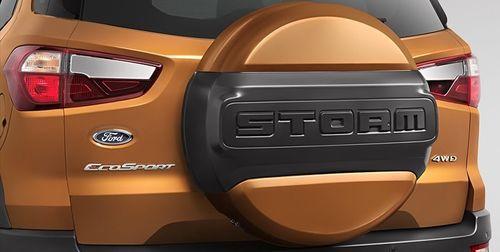 Cận cảnh mẫu Ford EcoSport Storm mới ra mắt, giá 719 triệu đồng - Ảnh 3