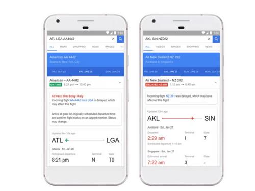 Google ra mắt ứng dụng đoán chuyến bay có bị delay hay không - Ảnh 1