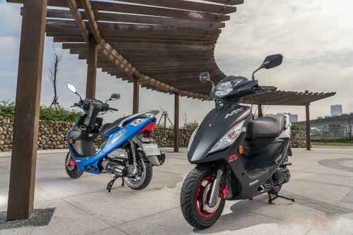 Xe tay ga Suzuki đẹp long lanh giá chỉ 28 triệu đồng  - Ảnh 1