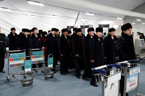 Hàn Quốc chi 2,6 triệu USD để Triều Tiên dự Olympic mùa đông - Ảnh 1