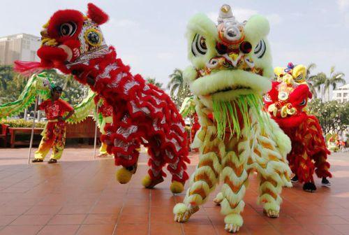 Tưng bừng không khí đón chào năm mới trên khắp nẻo đường châu Á - Ảnh 3