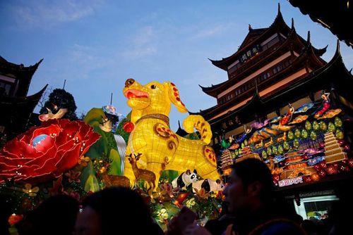 Tưng bừng không khí đón chào năm mới trên khắp nẻo đường châu Á - Ảnh 4