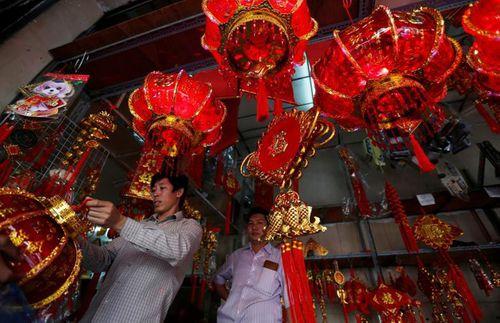 Tưng bừng không khí đón chào năm mới trên khắp nẻo đường châu Á - Ảnh 6