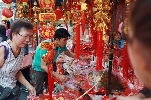Tưng bừng không khí đón chào năm mới trên khắp nẻo đường châu Á - Ảnh 7