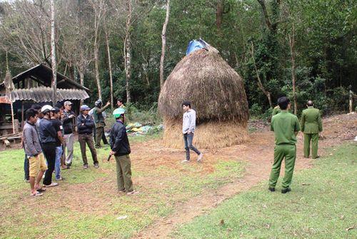 Nghi phạm chém bác ruột tử vong bị bắt giữ tại Lào - Ảnh 1
