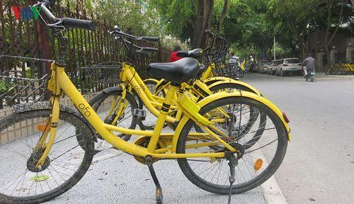 """""""Xe đạp Uber"""" đang trở thành bãi rác phế liệu ở Trung Quốc - Ảnh 3"""