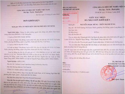 Luật sư Việt Nam kiện Apple vì làm chậm iPhone cũ - Ảnh 1