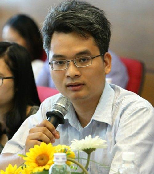 Giáo sư trẻ nhất Việt Nam năm 2017 là Phạm Hoàng Hiệp 36 tuổi  - Ảnh 1