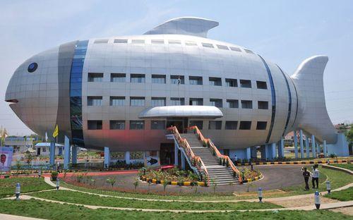 """Những tòa nhà được thiết kế chẳng giống ai khiến nhiều người """"mắt tròn, mắt dẹt"""" - Ảnh 1"""