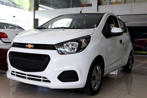 Ô tô rẻ nhất Việt Nam 269 triệu: Cú sốc giá từ Chevrolet Spark - Ảnh 1