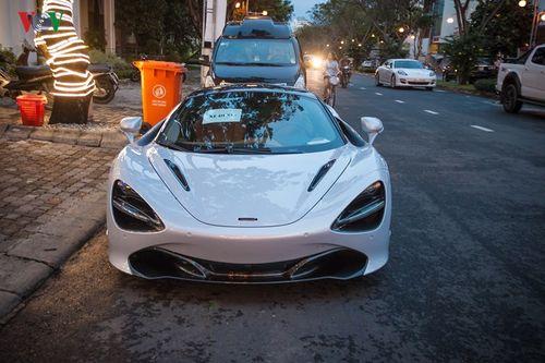 Siêu xe McLaren 720S 16 tỷ đầu tiên lăn bánh tại Việt nam - Ảnh 1