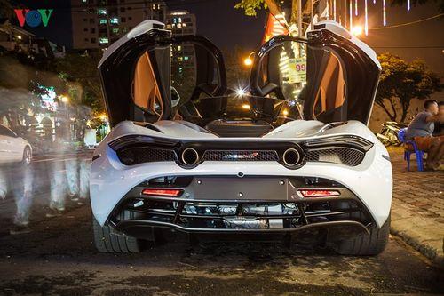 Siêu xe McLaren 720S 16 tỷ đầu tiên lăn bánh tại Việt nam - Ảnh 2