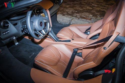 Siêu xe McLaren 720S 16 tỷ đầu tiên lăn bánh tại Việt nam - Ảnh 3