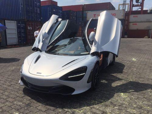 Siêu xe McLaren 720S 16 tỷ đầu tiên lăn bánh tại Việt nam - Ảnh 4