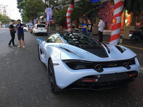 Siêu xe McLaren 720S 16 tỷ đầu tiên lăn bánh tại Việt nam - Ảnh 5