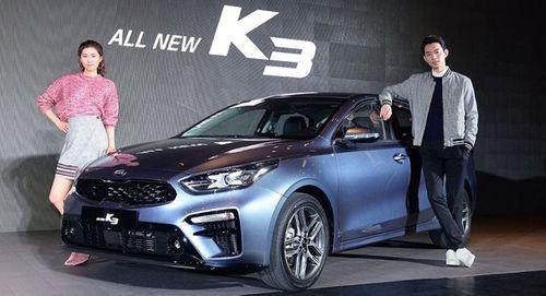 Ra mắt Kia K3 2018 thế hệ mới, giá từ 318 triệu đồng - Ảnh 1
