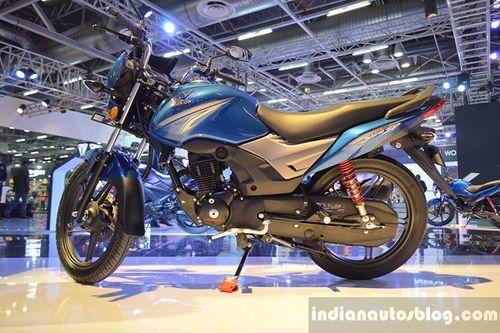 """Mẫu Honda CB 125 Shine SP đẹp """"long lanh"""" giá chỉ 21,6 triệu đồng - Ảnh 1"""