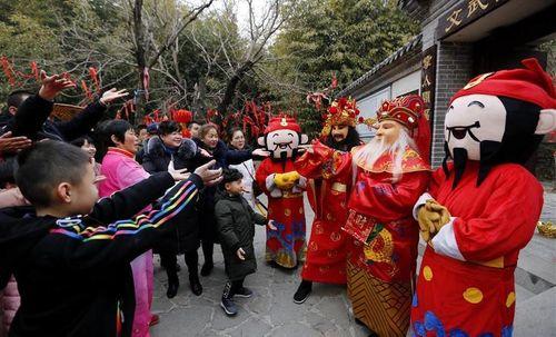 Người Trung Quốc đón ngày Thần Tài như thế nào? - Ảnh 5