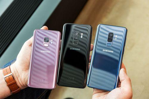 Bộ đôi smartphone Galaxy S9/S9+ có gì đặc biệt ? - Ảnh 1