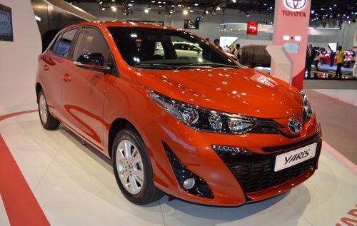 Cận cảnh ra mắt Toyota Yaris với giá 374 triệu đồng - Ảnh 1