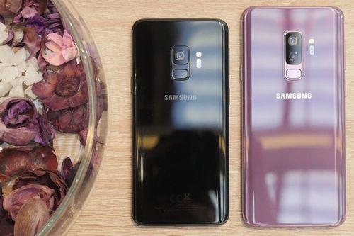 Samsung trình làng bộ đôi smartphone Galaxy S9/S9+ - Ảnh 2
